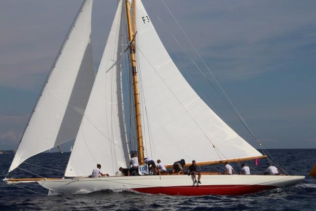 Marga 1910 in regata Foto Maccione