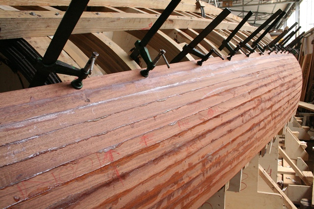 La barca figlia della terra e della pioggia for Fuori piani di costruzione