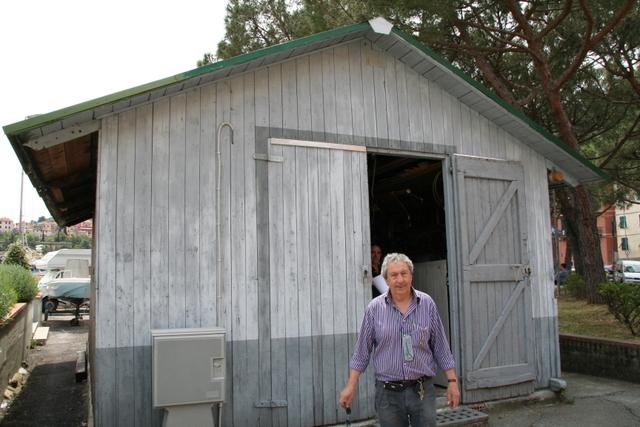 2015 01 articolo la baracca faggioni a cadimare un luogo for Colori del rivestimento della baracca