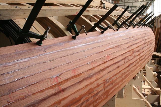La barca figlia della terra e della pioggia for Ottenere un prestito di costruzione