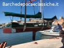 Catboat Herreshoff Eagle